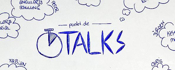 Keep me updated - 5-Minuten Talks bei punkt.de