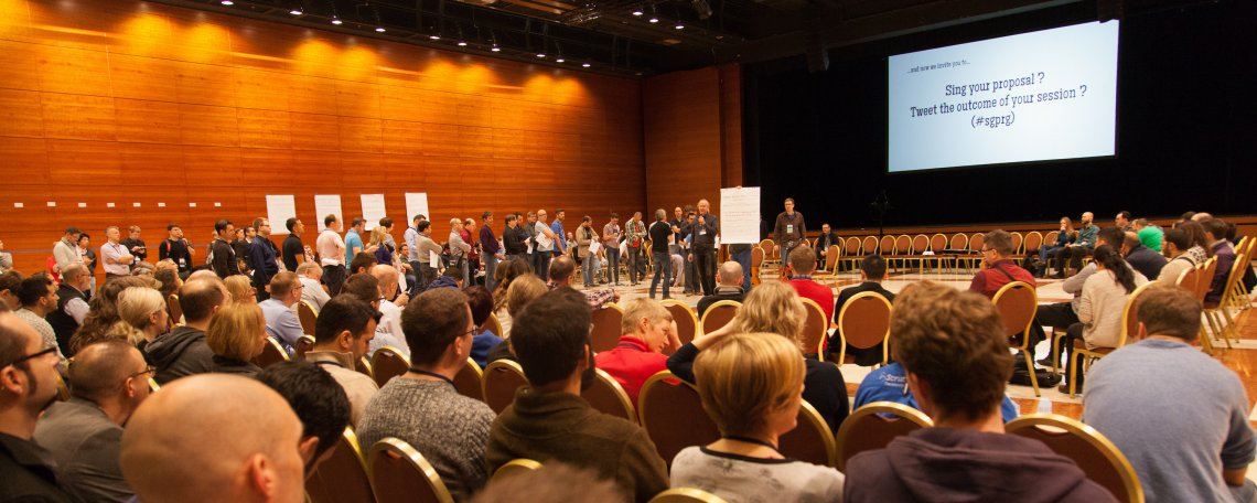 Global Scrum Gathering 2015