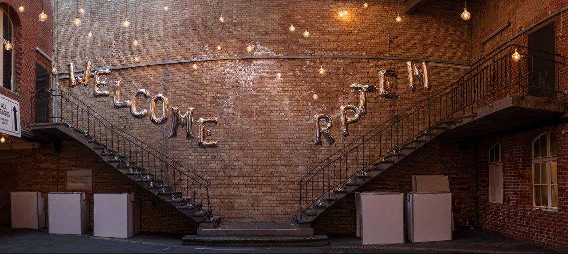 Bild des Raumes der re:publica