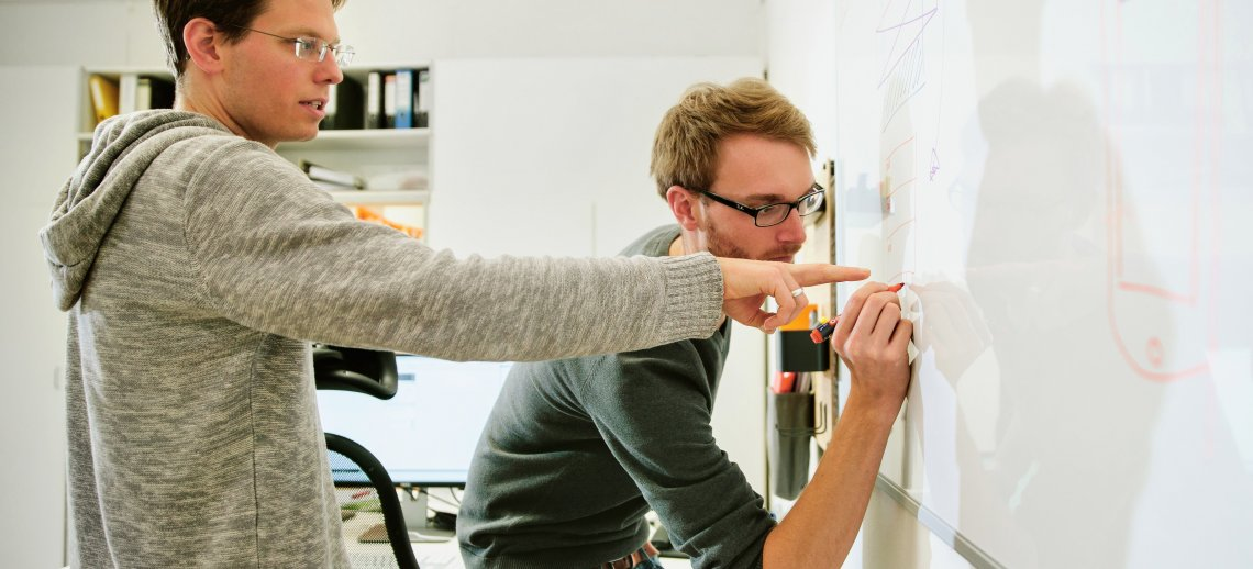 punkt.de sucht Frontend-Webentwickler in Karlsruhe