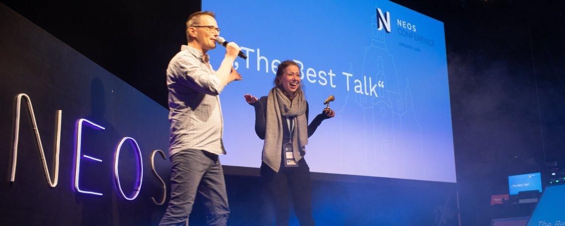 NeosCon 2019: Eindrücke und Vorträge