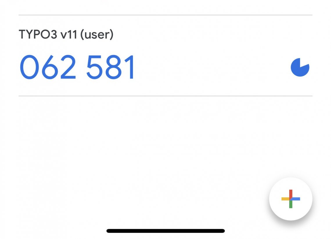 Google Auth Example
