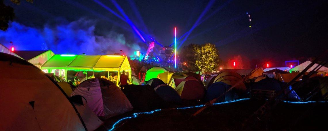#cccamp19 - 5 Tage Camping & Konferenz