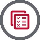 Icon für Testing
