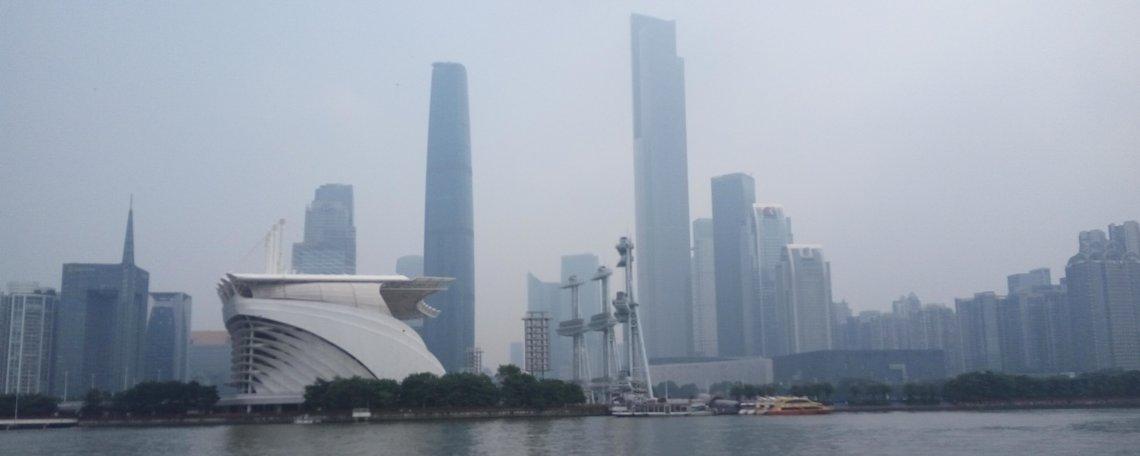 Auslandssemester eines DHBW Studenten - Welcome to China