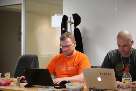 TYPO3 Community am Entwickeln
