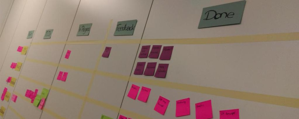 Getting things done at the Marketing Sprint