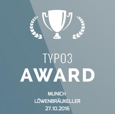 punkt.de gewinnt TYPO3 Award