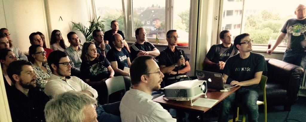 Atlassian User Group zu Gast bei punkt.de