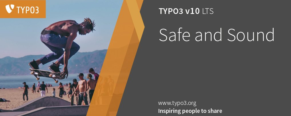 TYPO3 v10 LTS - Unsere Lieblings-Features