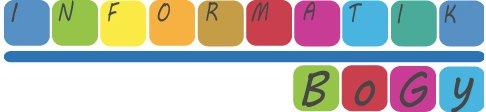 informatik BoGy Logo