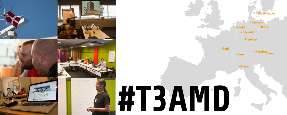 Was bringen TYPO3 Agency Meetup Days
