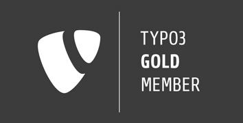 punkt.de ist TYPO3 Gold Member.