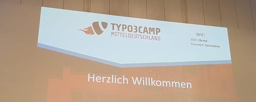 TYPO3 Camp Mitteldeutschland 2020