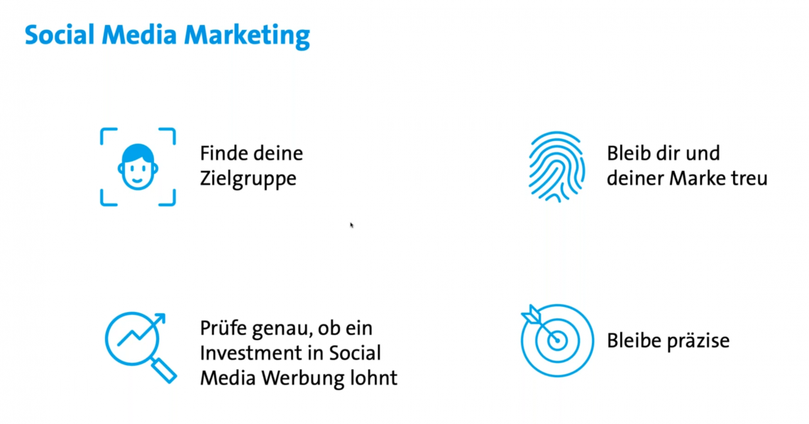 Social Media Marketing - Tipps für eCommerce