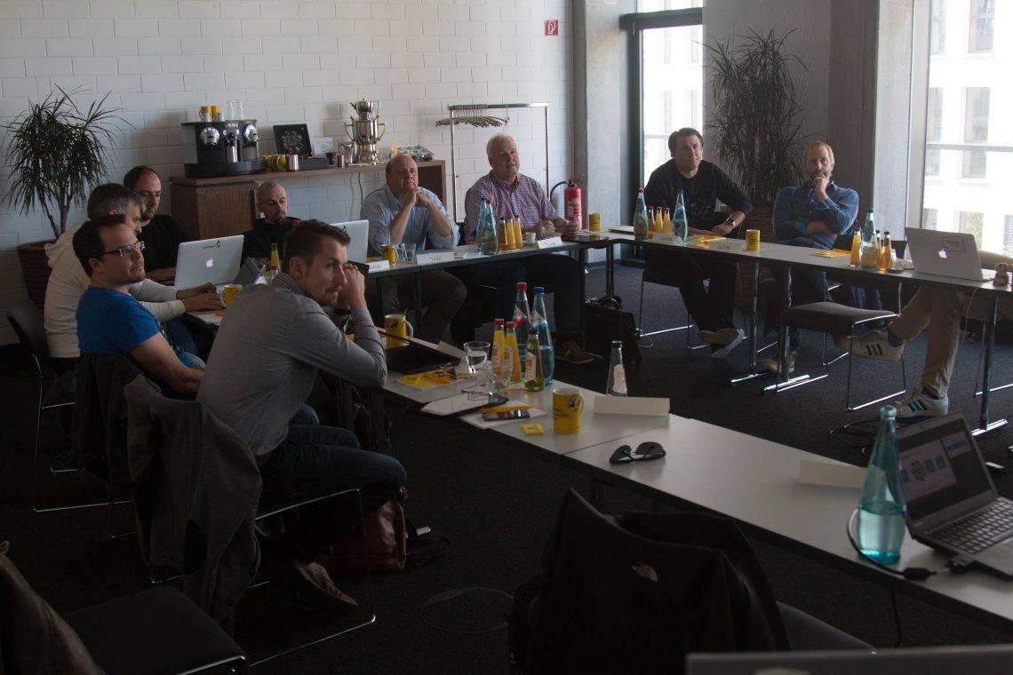 TYPO3 AMD-Frankfurt-Plenum