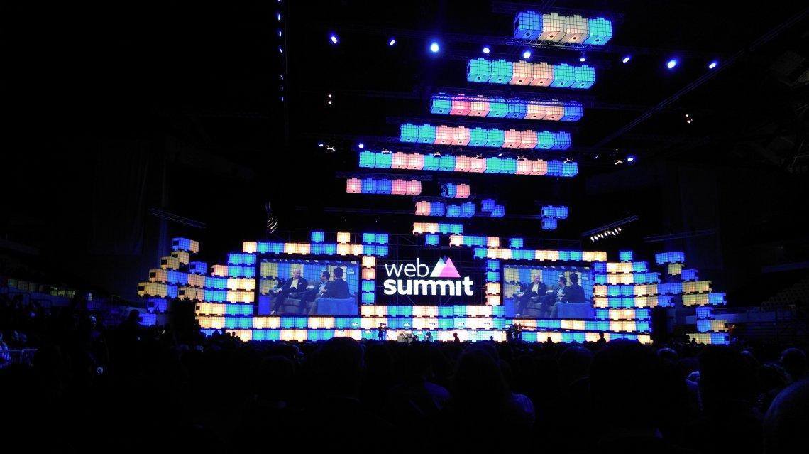 Websummit Center Stage