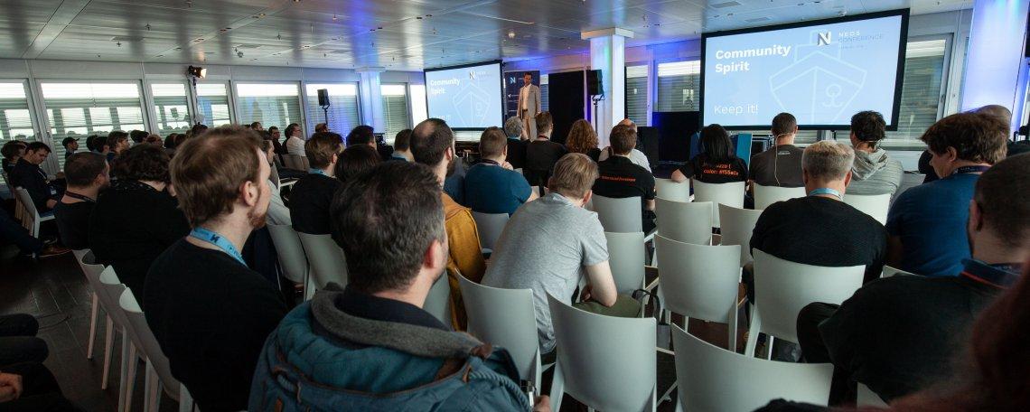 Ein Ausflug zur Neos Conference 2018
