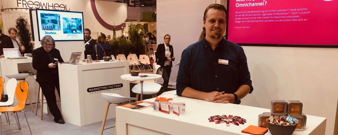 DMEXCO 2019 - mit punkt.de