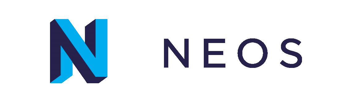 Abbild des Markenzeichens von Neos
