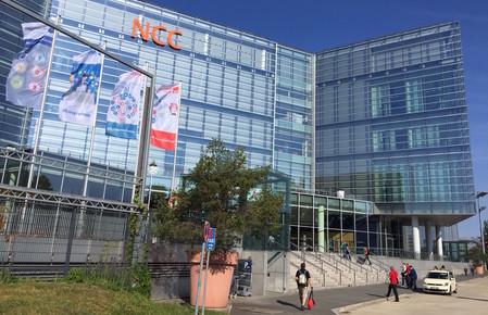 Foto vom Nürnberger Convention Center