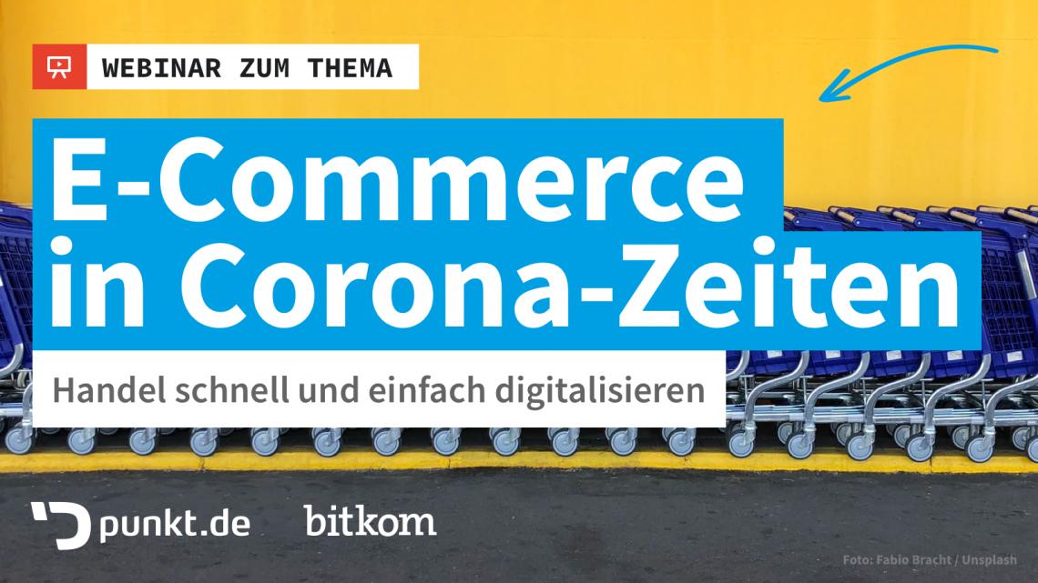 E-Commerce in Corona-Zeiten