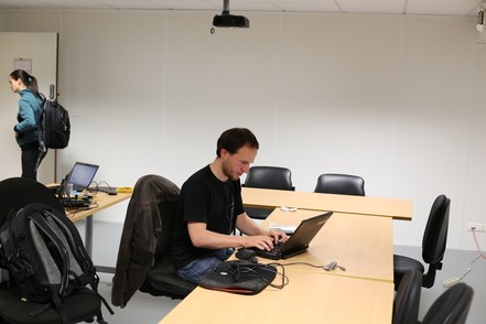 Andreas Wolf hilft bei TYPO3