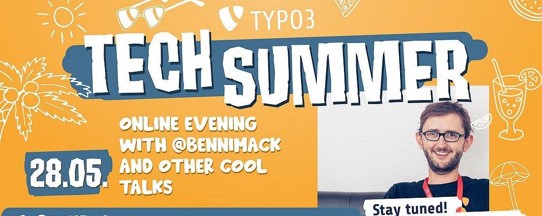 TYPO3 Techsummer erste Veranstaltung