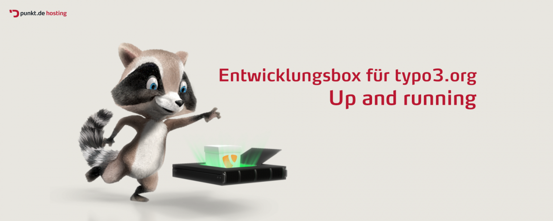 typo3.org Entwicklerbox - Up and running